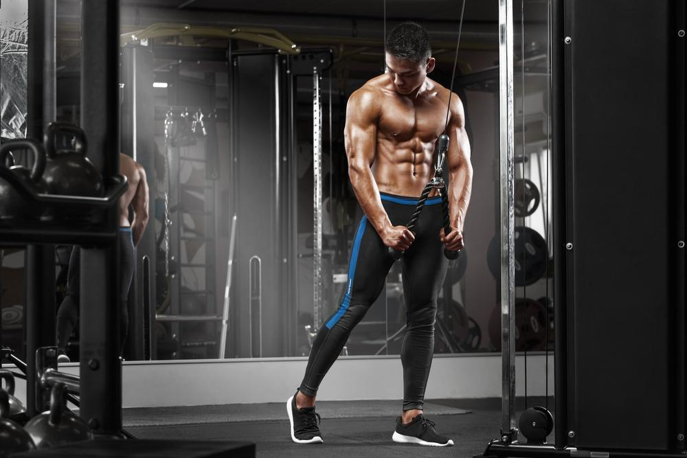 عضله سازی با کره بادام زمینی
