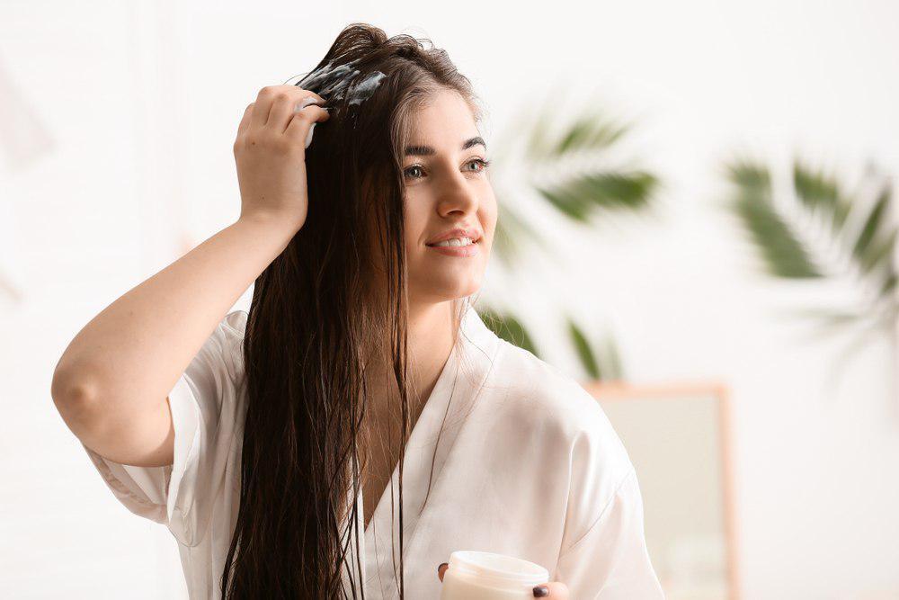 درمان خانگی ریزش مو در زمان شیردهی