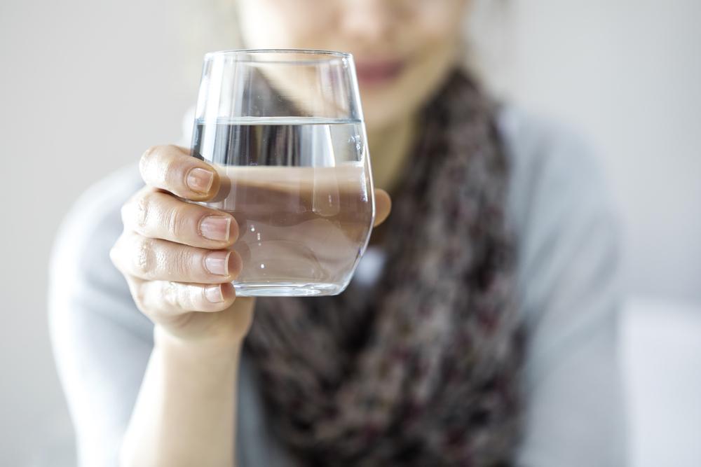 آب و تغذیه در دوران پریود