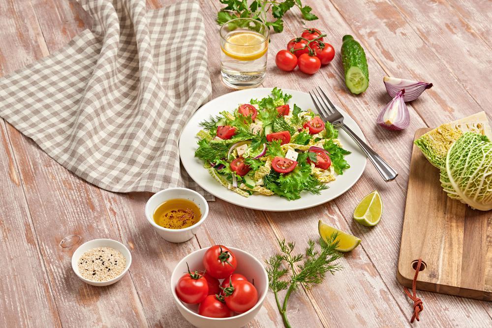 فواید رژیم خام گیاه خواری برای سلامت
