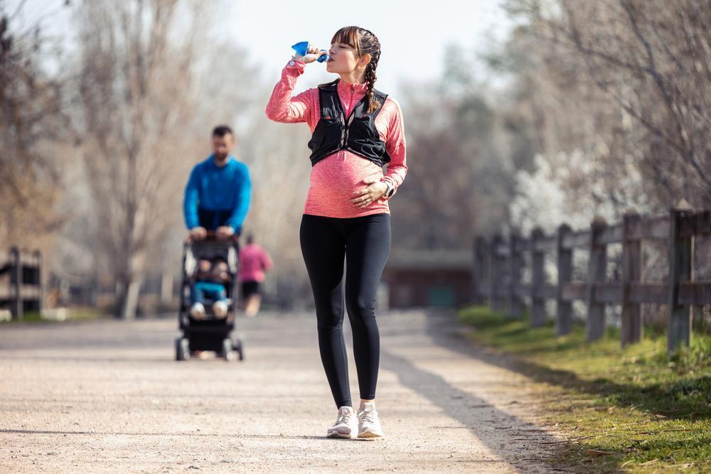 نکاتی برای ایمن کردن دویدن در دوران بارداری
