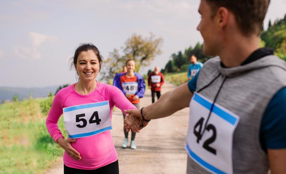 آیا دویدن در بارداری خطرناک است؟