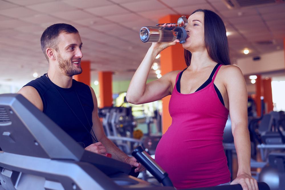فواید دوندگی در دوران بارداری