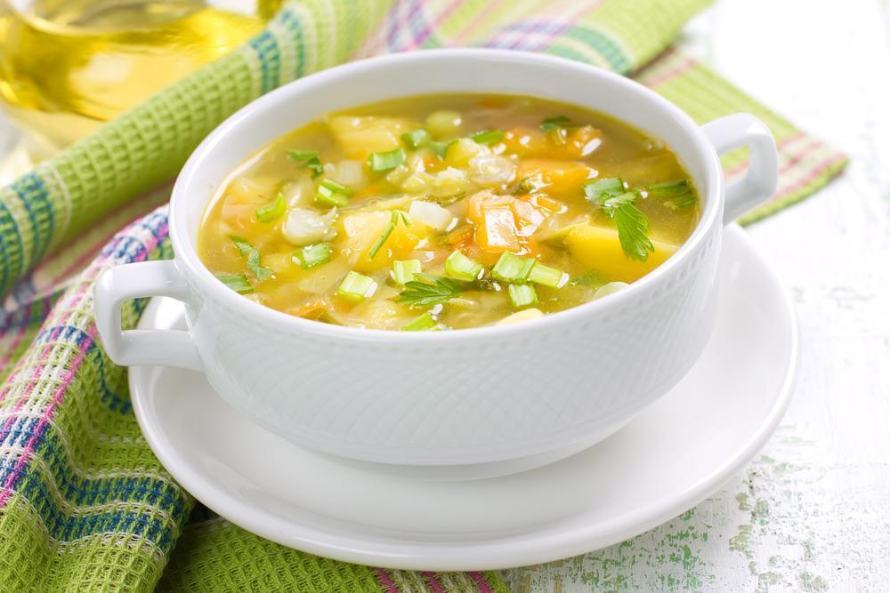 رژیم غذایی سوپ چگونه است