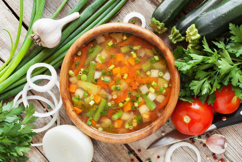 رژیم غذایی سوپ لوبیا