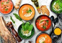 رژیم سوپ چگونه است