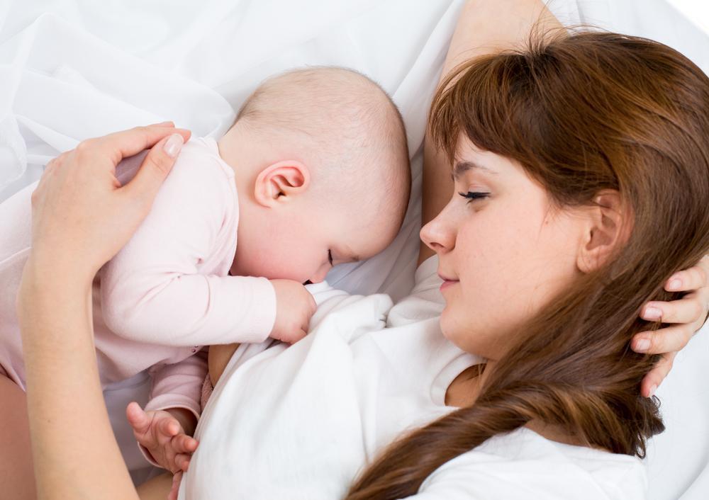 تلخ شدن شیر مادر