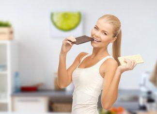 شکلات تلخ برای لاغری