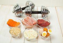 رژیم غذایی عضلهسازی
