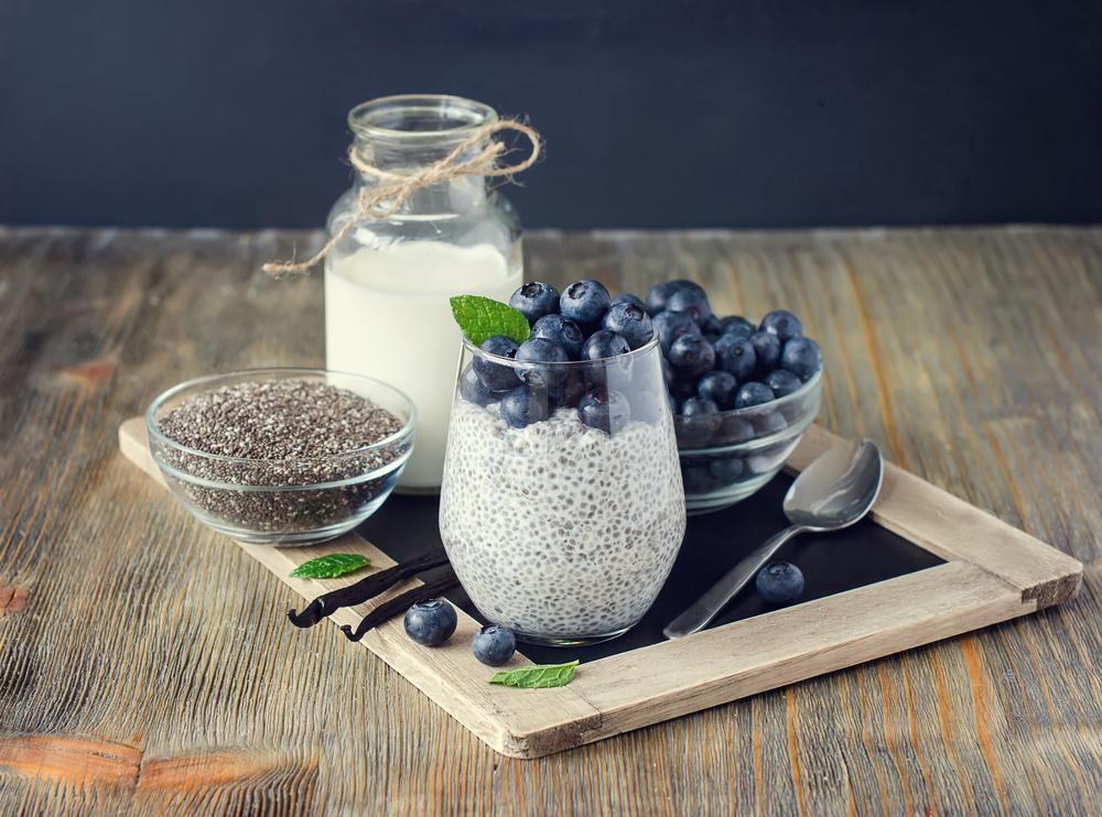 مهمترین خاصیت دانه چیا