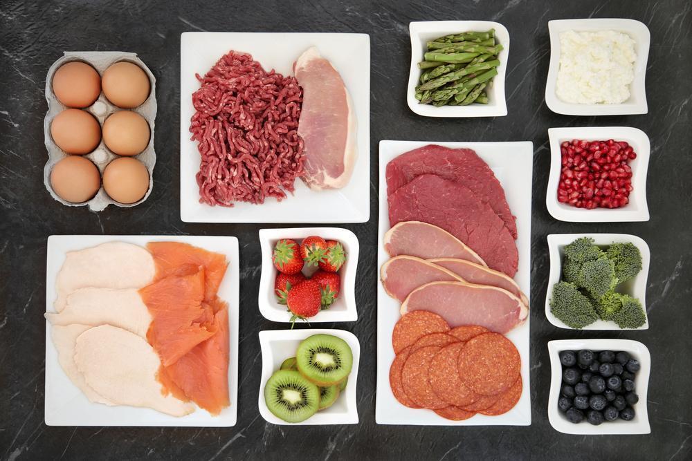 بهترین رژیم غذایی عضلهسازی