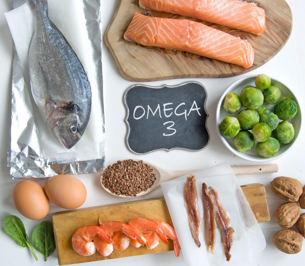 مصرف امگا 3 برای درمان کلسترول