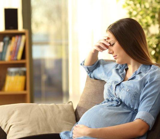 گریه کردن در بارداری