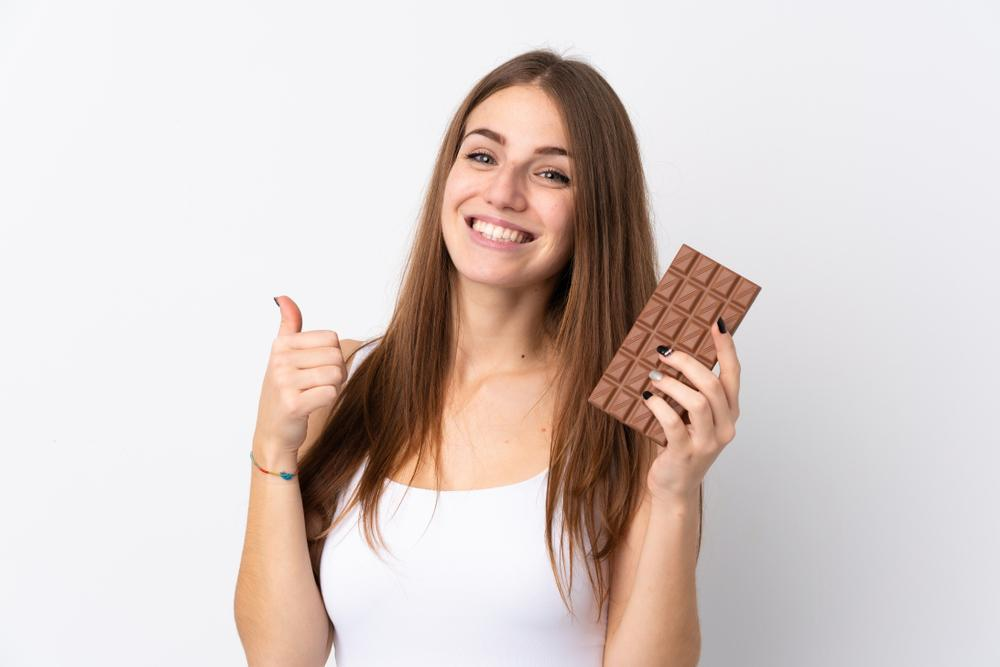 شکلات تلخ برای افزایش متابولیسم