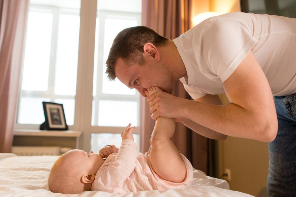 درمان ادرار سوختگی کودک