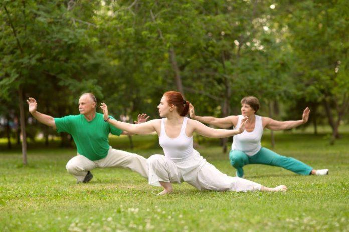 ورزش تای چی