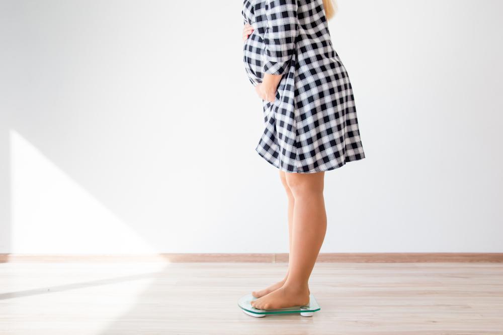 کنترل افزایش وزن در بارداری
