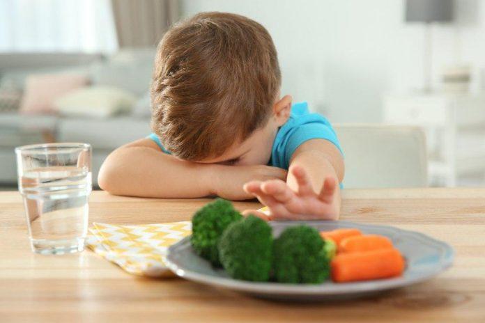 کمبود روی در کودکان