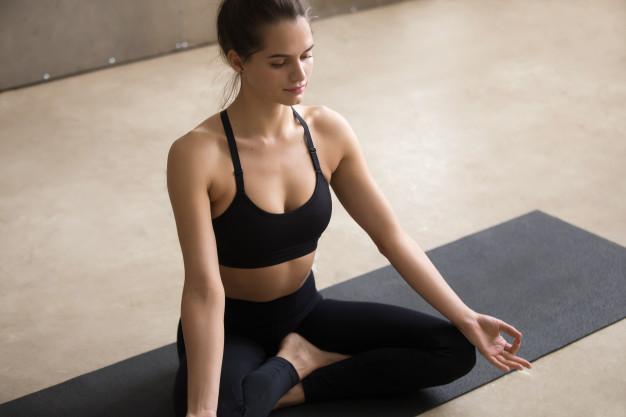 پرانایاما برای کاهش وزن
