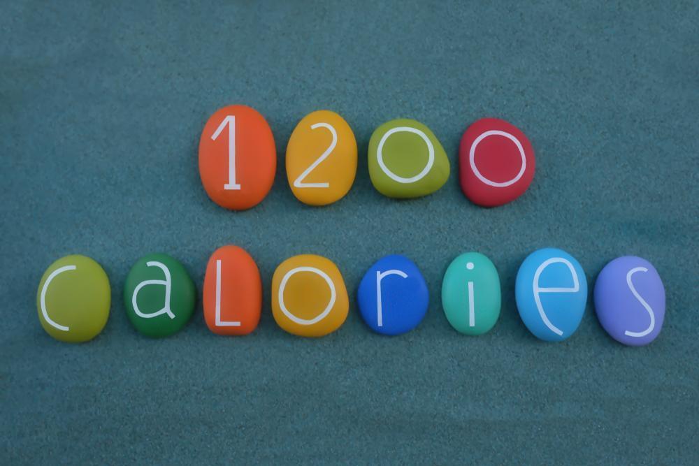 رژیم 1200 کالری