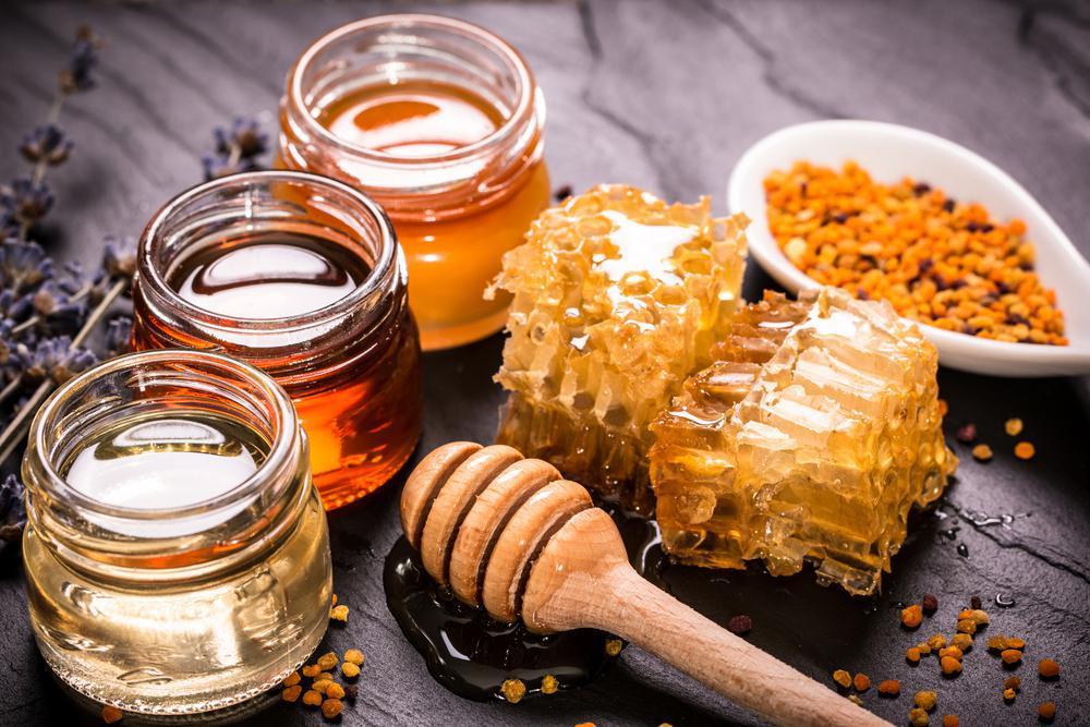 مصرف عسل برای درمان هلیکوباکتر پیلوری