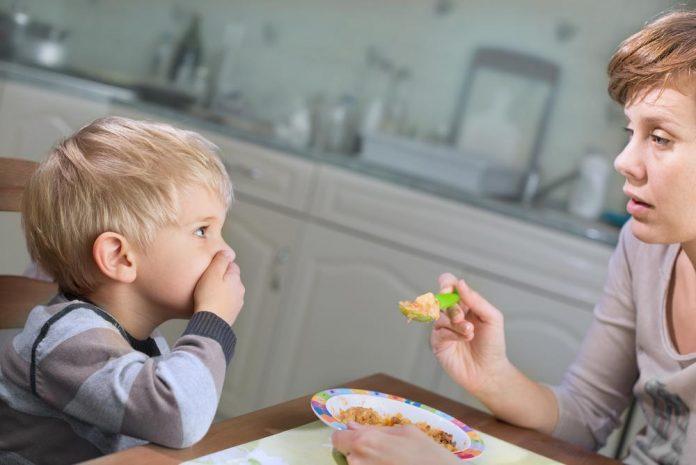 دلیل بی اشتهایی کودک چیست