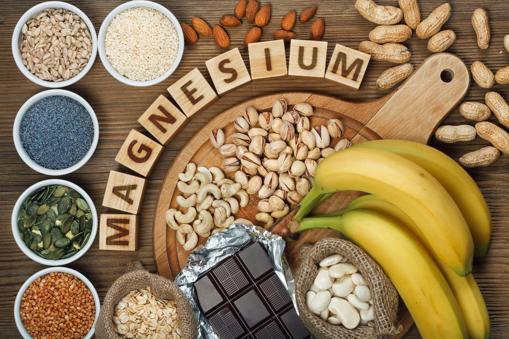 خوراکی های حاوی منیزیوم
