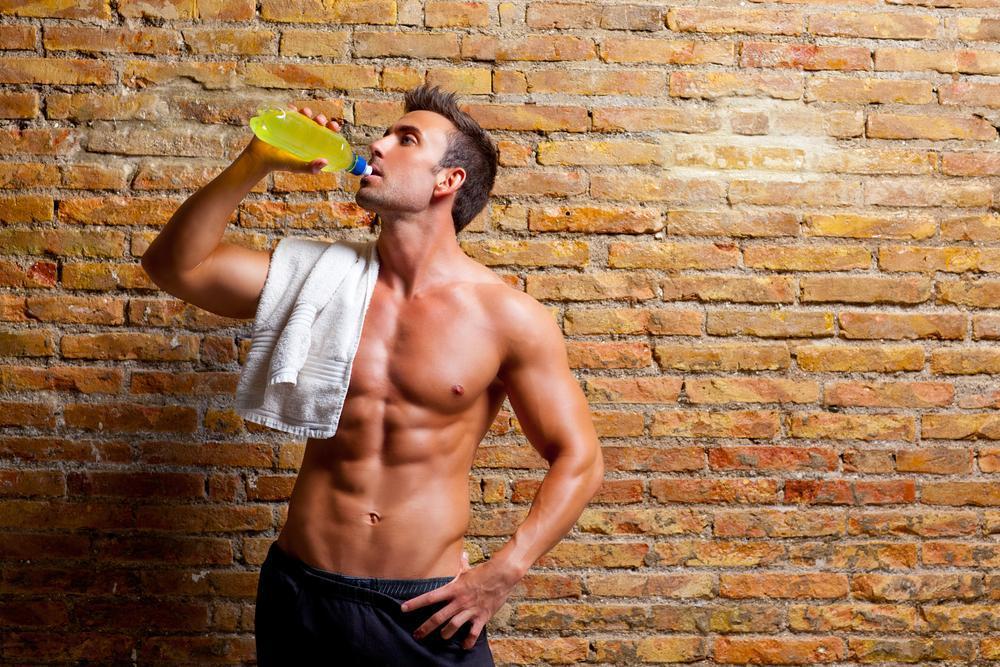 نوشیدنی ورزشی آسان