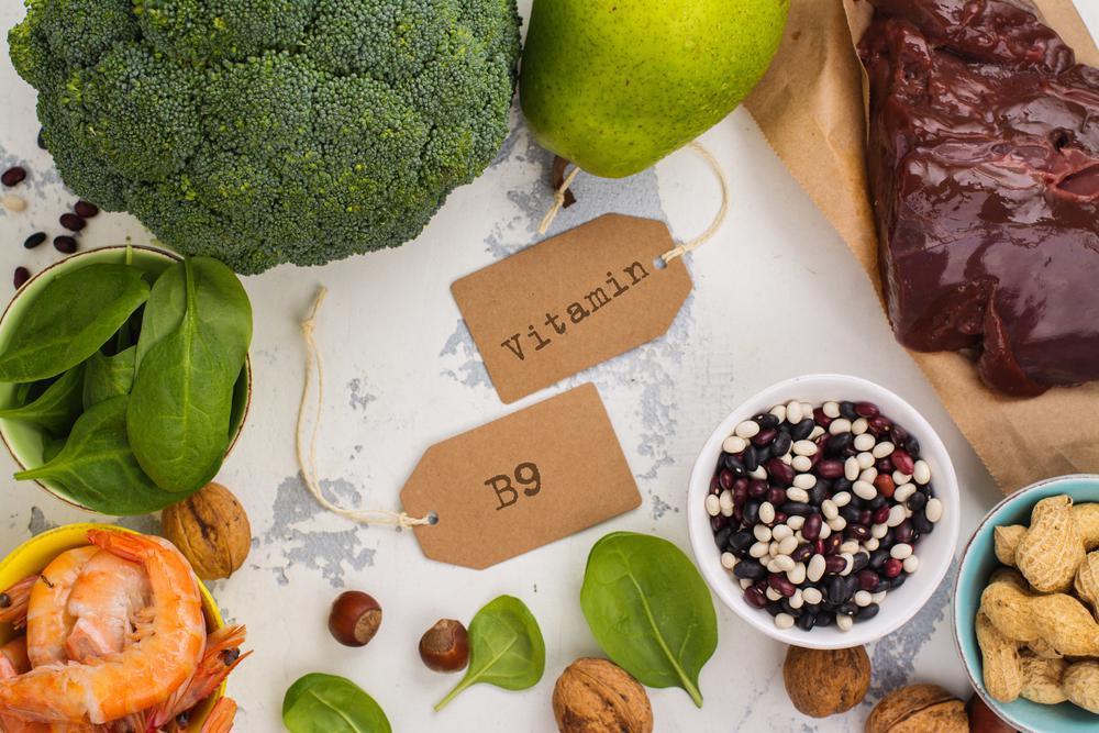 آشنایی با عملکرد کلی ویتامین b9