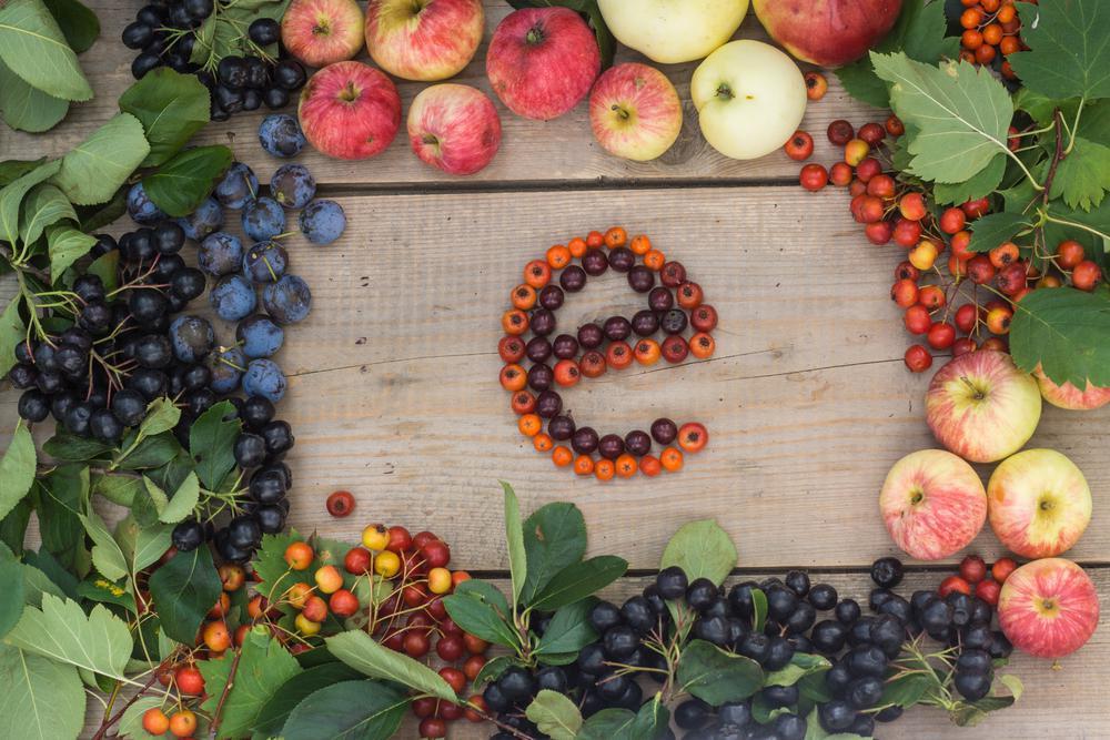 میوه هایی با منابع ویتامین e