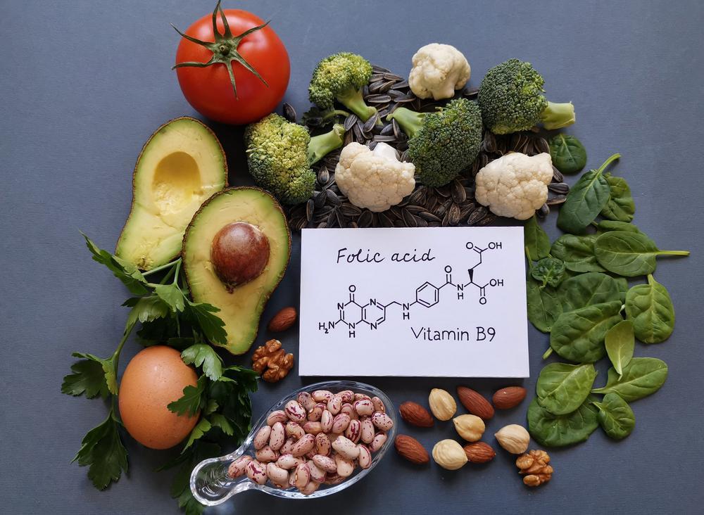 چه خوراکی هایی شامل ویتامین ب 9 هستند