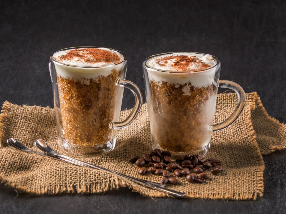 طرز تهیه گرانیتا قهوه