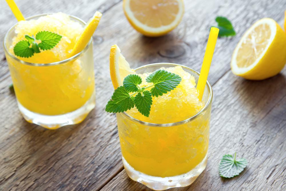 طرز تهیه گرانیتای لیمویی