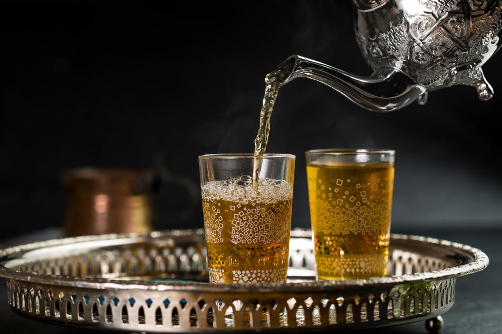خواص چای مراکشی برای سلامت بدن