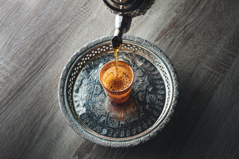 خواص چای مراکشی برای قلب