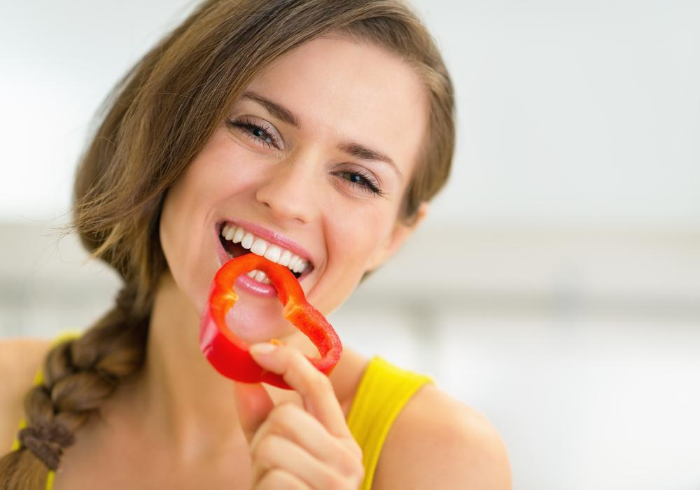 فلفل دلمه ای در کاهش وزن
