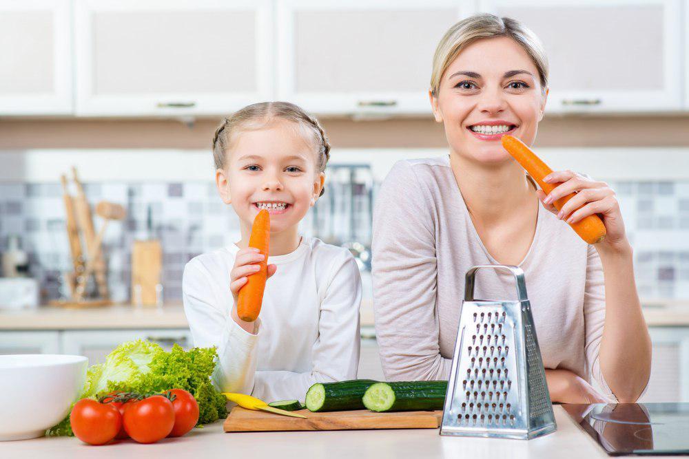 خاصیت هویج برای بهبود سلامت