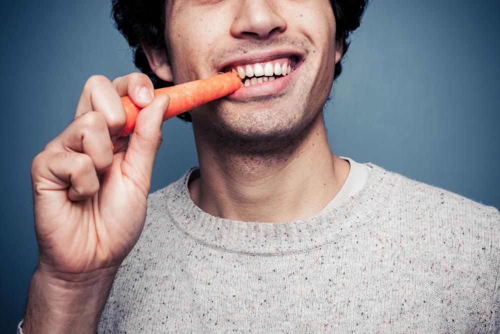 فواید هویج در مردان