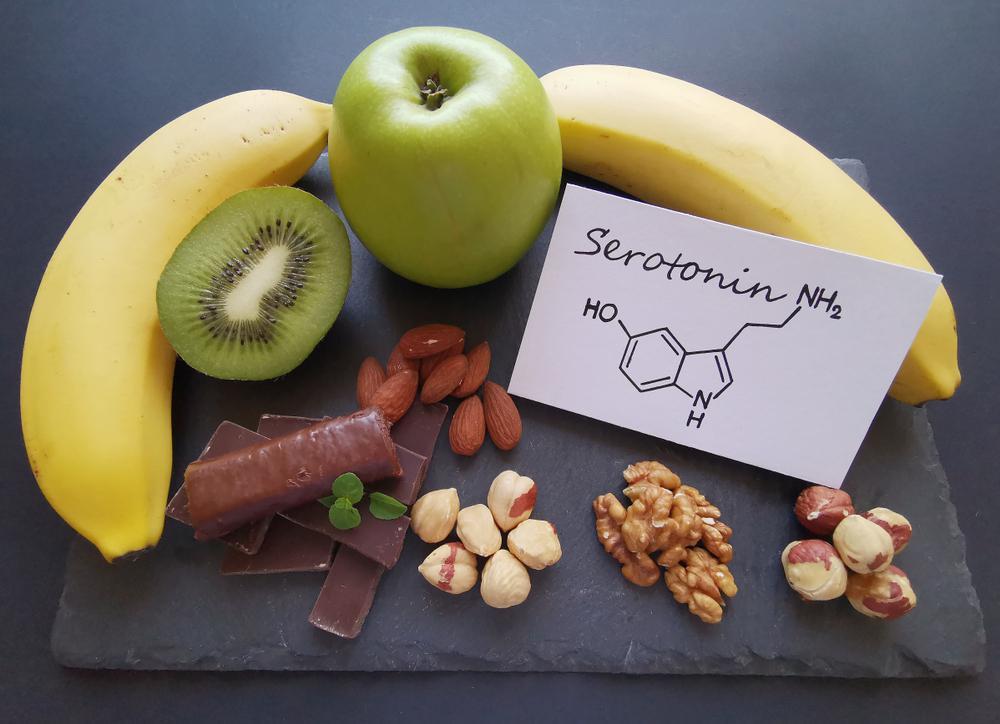 مواد غذایی که باعث افزایش سروتونین می شود