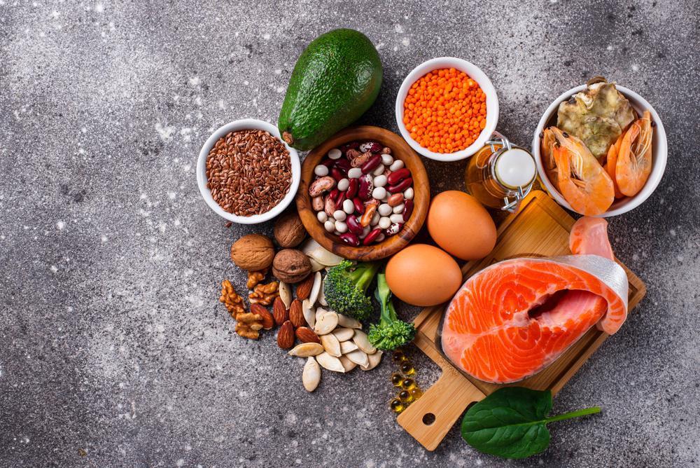 غذا برای افزایش وزن