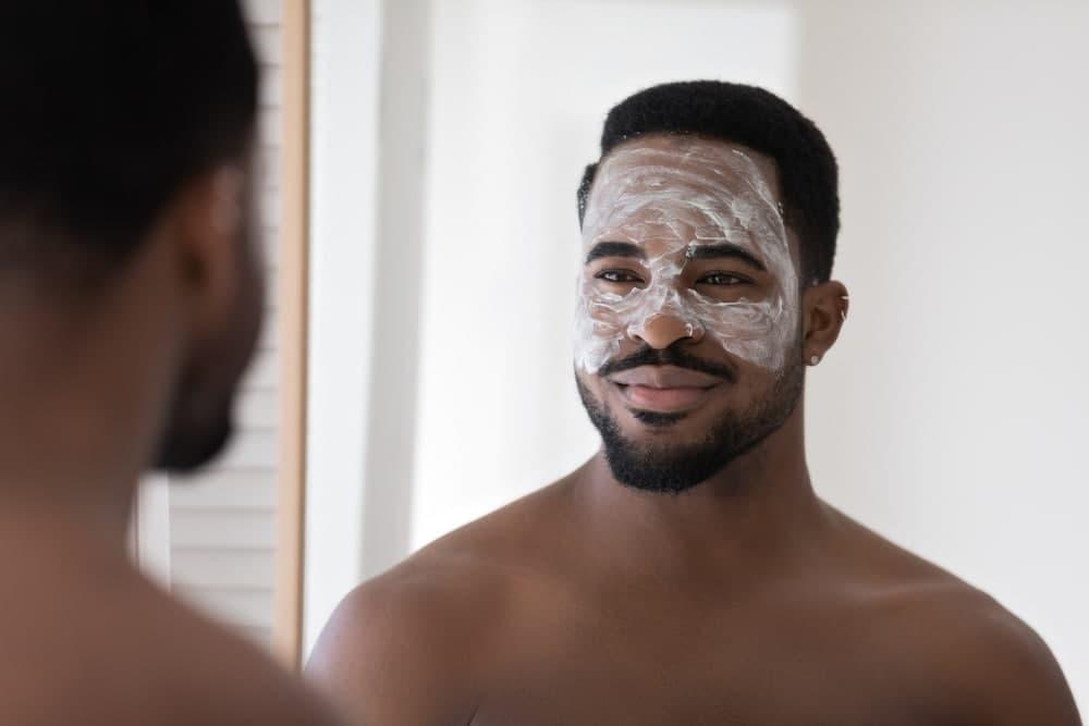 ماسک خاک رس برای درمان جوش سر سیاه