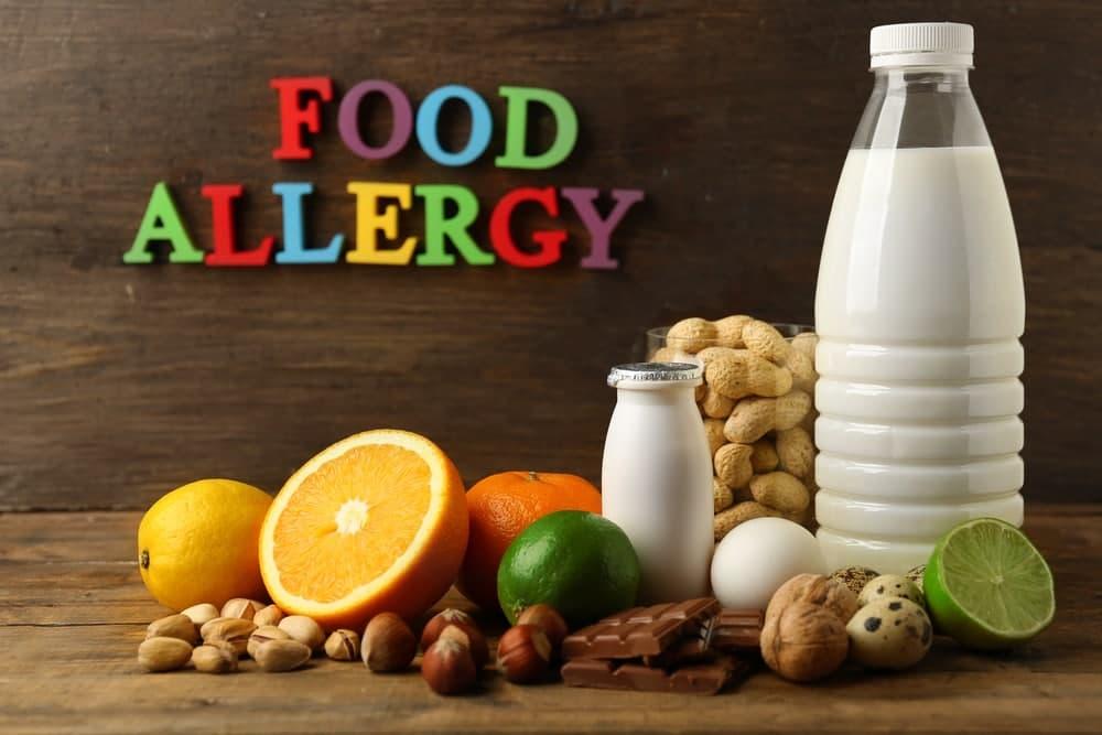 علت خارش بدن با حساسیت به غذا
