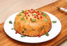 طرز تهیه ته چین مرغ رستورانی