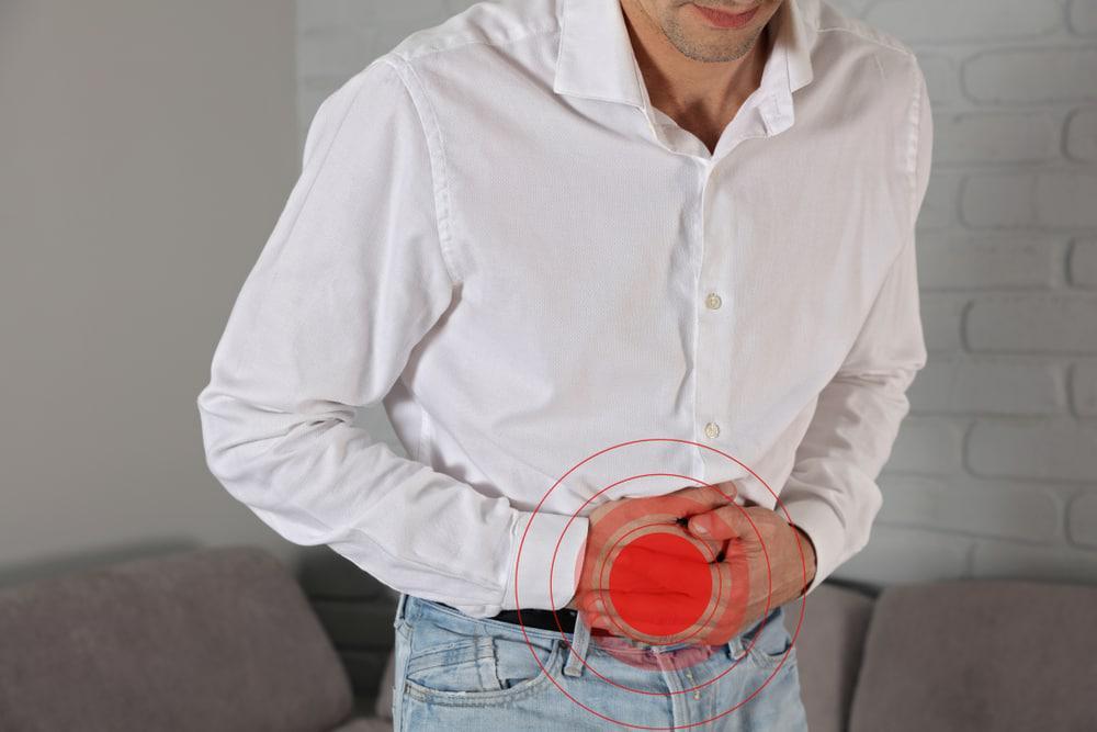 علائم عفونت هر قسمت از سیستم ادراری