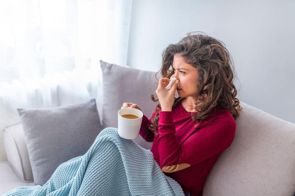 خواص گل گاوزبان برای درمان سرماخوردگی