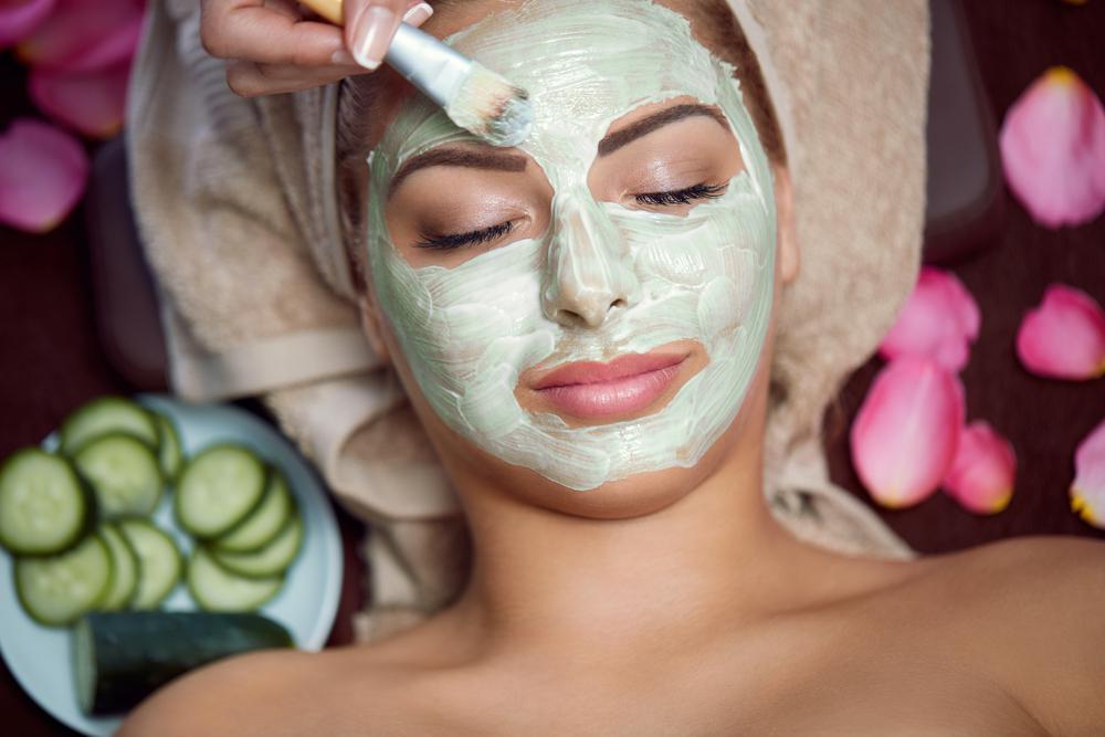 ماسک خیار برای پوست های چرب و خشک