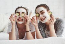 ماسک خیار برای زیبایی پوست