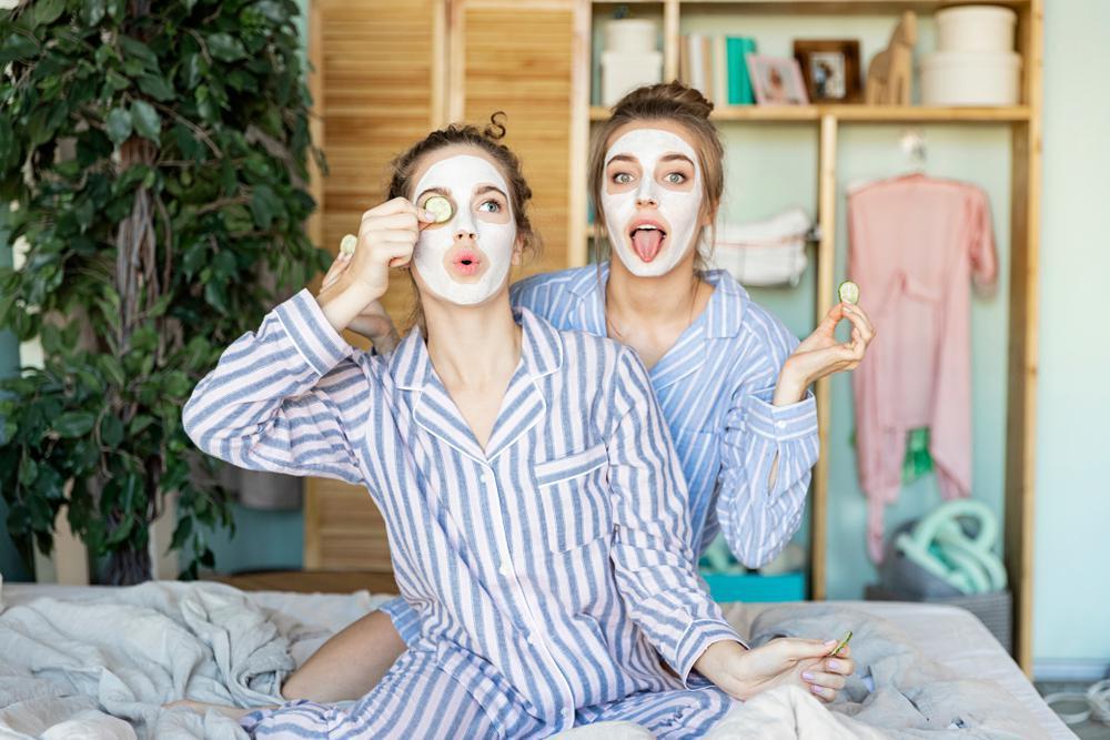 ماسک خیار برای شادابی پوست