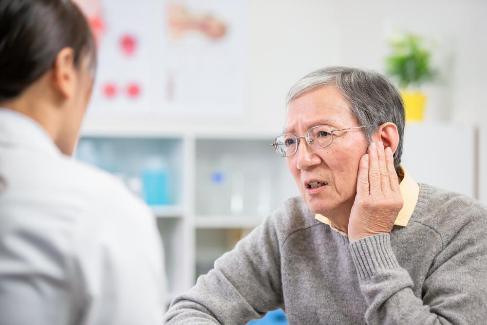 درمان پزشکی برای گرفتگی گوش چگونه است