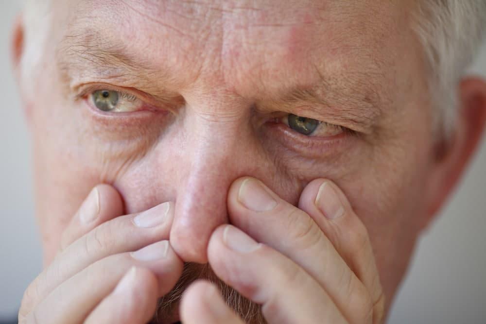 درمان گرفتگی بینی در منزل